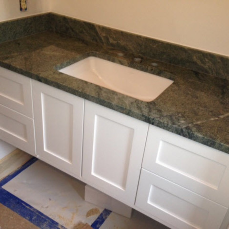 Granite Bathroom Counter Tops Saginaw, MI