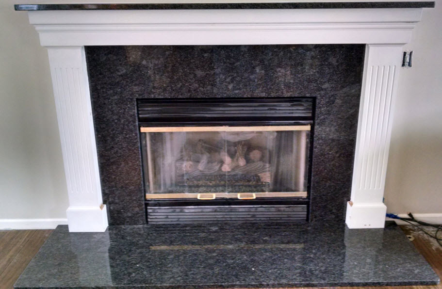 Granite Fireplace Installers K2 Stoneworks
