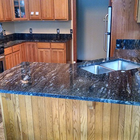 Affordable Granite Kitchen Countertops
