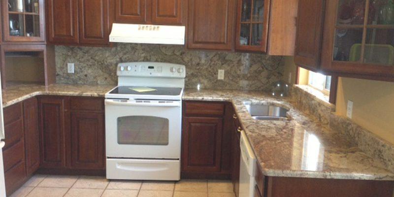 Granite Kitchen Counter Tops
