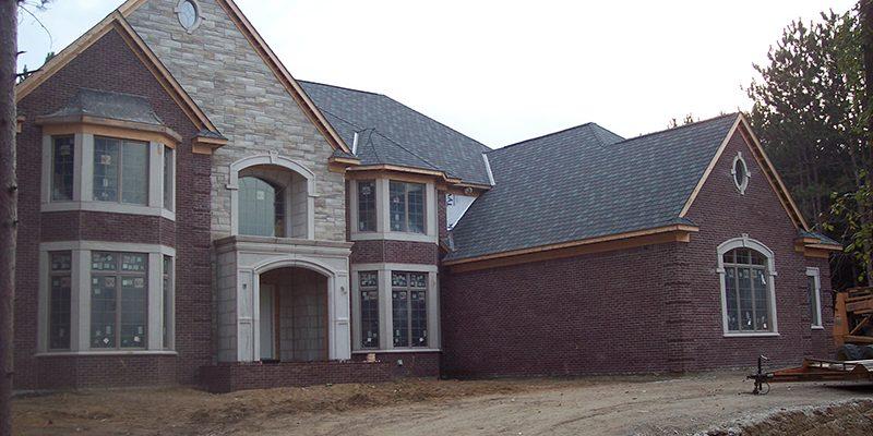 Limestone Exterior Details