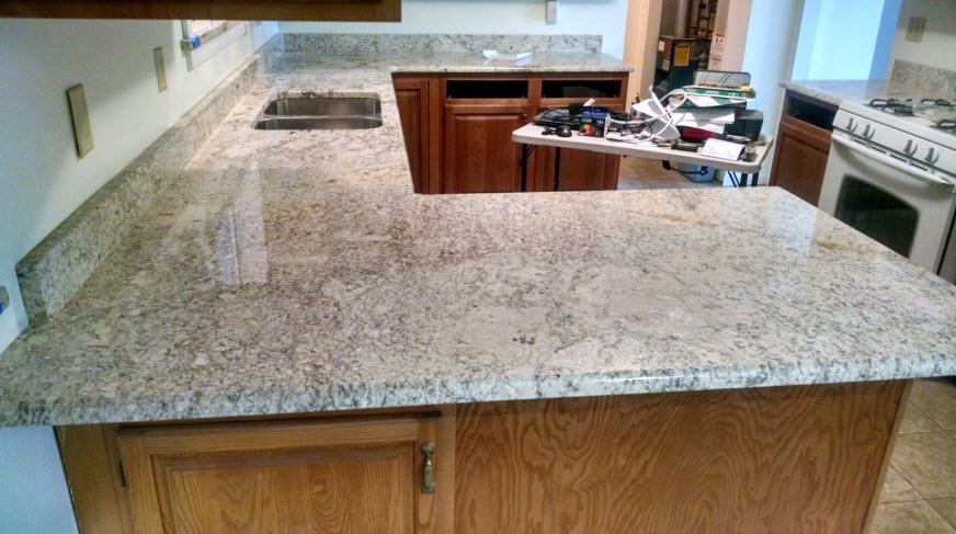 Custom Stone Fabrication K2 Stoneworks Saginaw